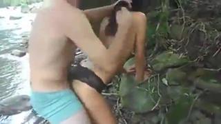 Vários pescadores fodendo minha esposa na praia   Porno Cafajeste