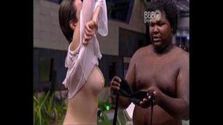 Ana Paula Ex BBB mostrando peitinho e buceta   Porno Cafajeste