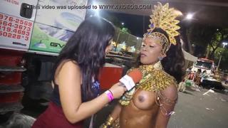 gostosa do carnaval 2018 Gracielle Chaveirinho   Porno Cafajeste