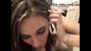 Mamando Rola Sorrindo E Falando Com O Corno   Porno Cafajeste