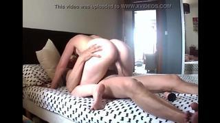 Vendo Escondido Esposa Dando A Buceta